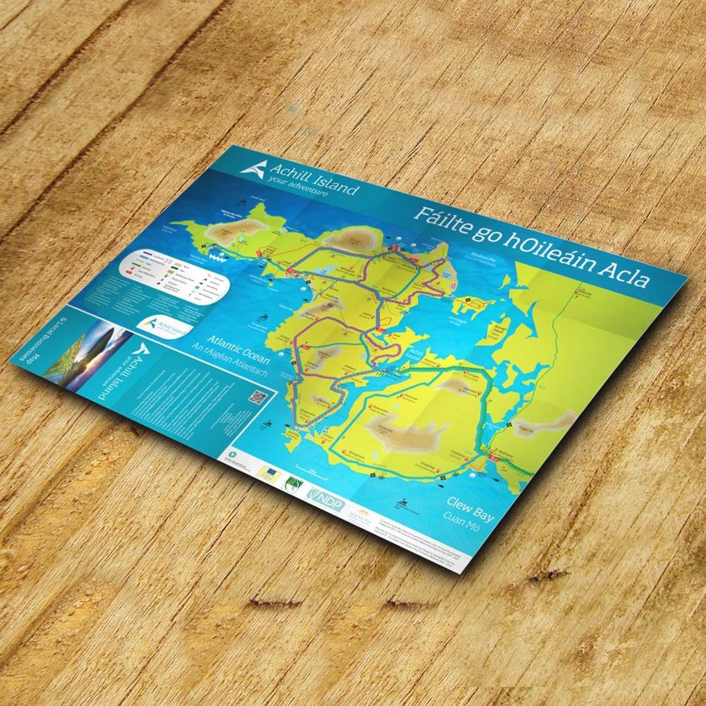 Achill_Island_Flyer Design_of_Ireland_Mayo