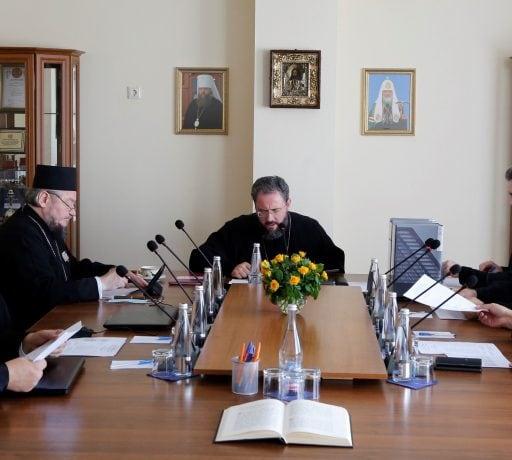 На богословско-пастырском отделении ДДС состоялись вступительные испытания