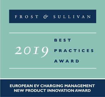 Frost & Sullivan Best Practice award