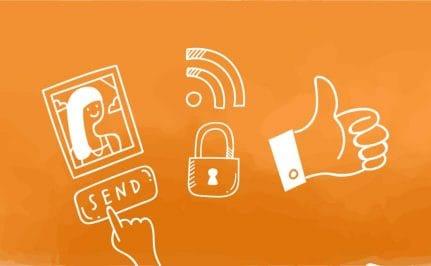 Ilustración taller Seguridad en red