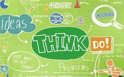 Ilustración del curso Visual Thinking