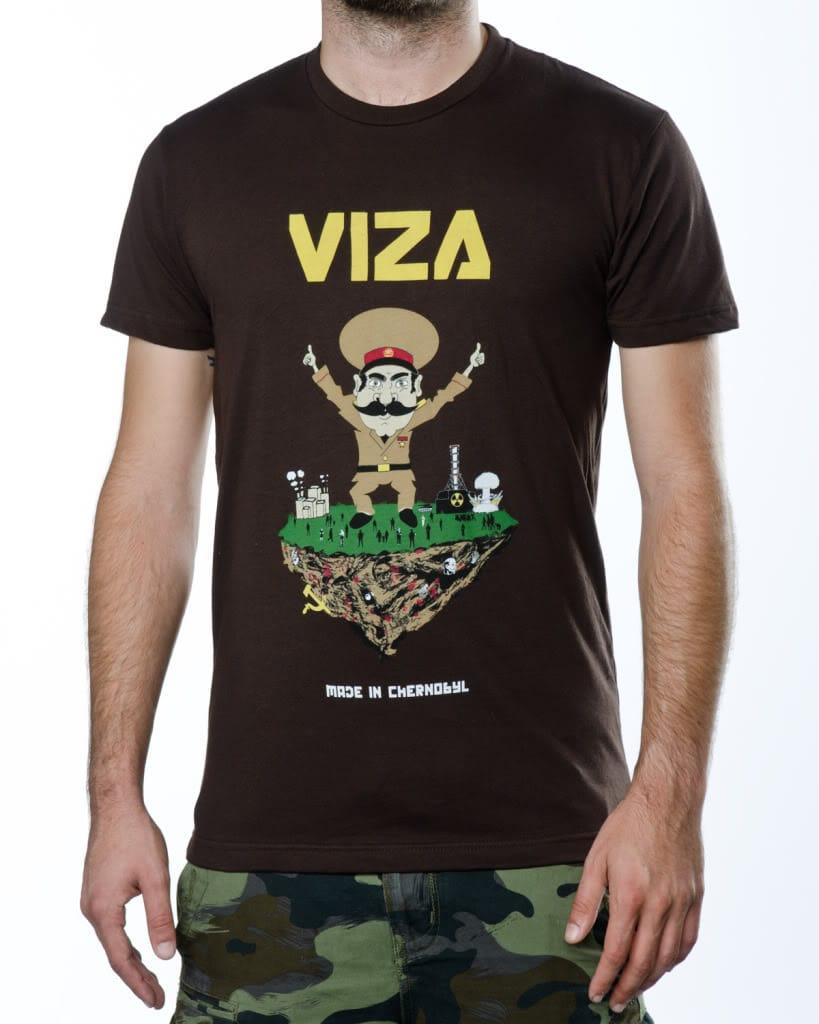 Made in Chernobyl Shirt