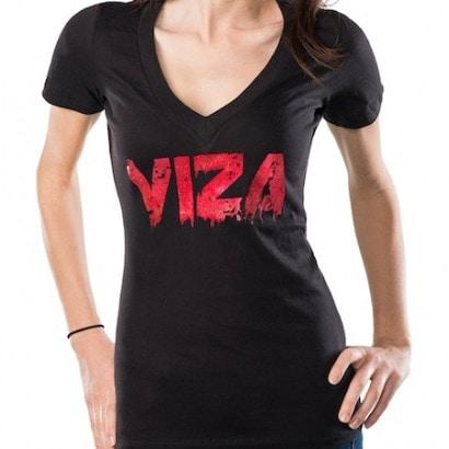 Black Girls Foil Ink Shirt