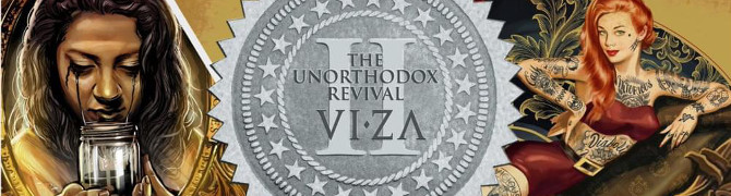 Viza - The Unorthodox Revival II