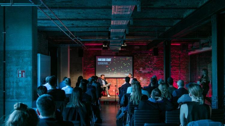 Factory Berlin Spaces: Schönholz event space Mitte