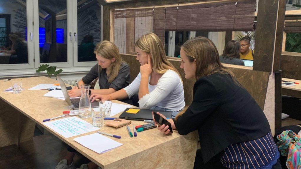 Stealth Mode: McKinsey & Company Design Thinking Workshop #2