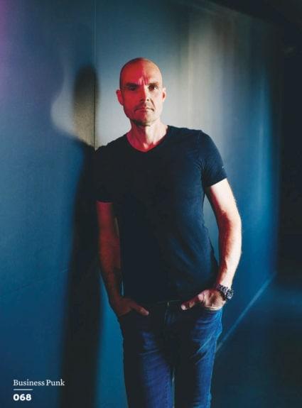 Business Punk Magazine: Martin Eyerer