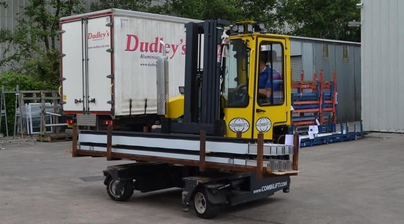 Dudley's Aluminium adds a second Combilift