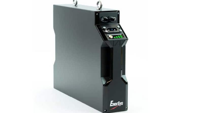 EnerSys to Offer Lithium-ion Options in NexSys Range