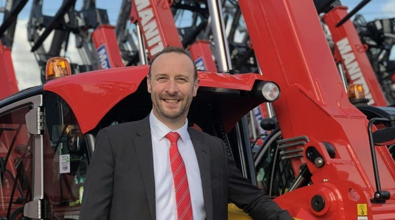 Manitou's MD, Mark Ormond, takes a seat on the CEA's Management Council