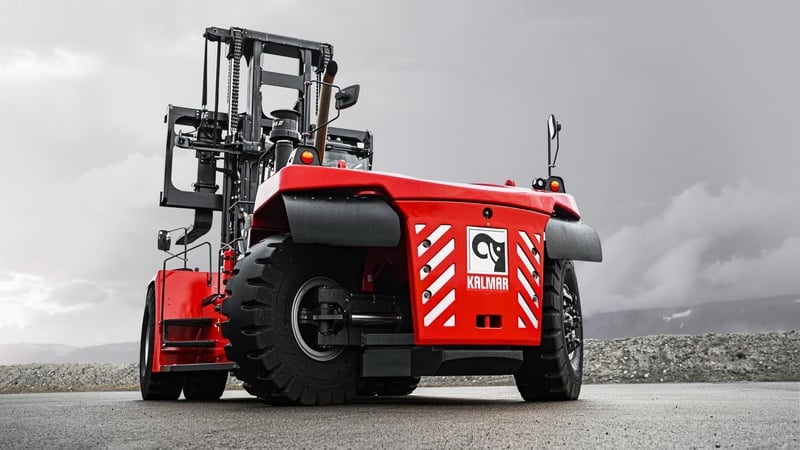 Kalmar Introduces New-Generation Heavy-Duty Forklift