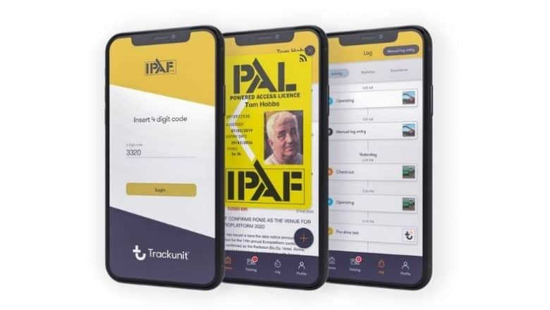 PAL cards replaced by app