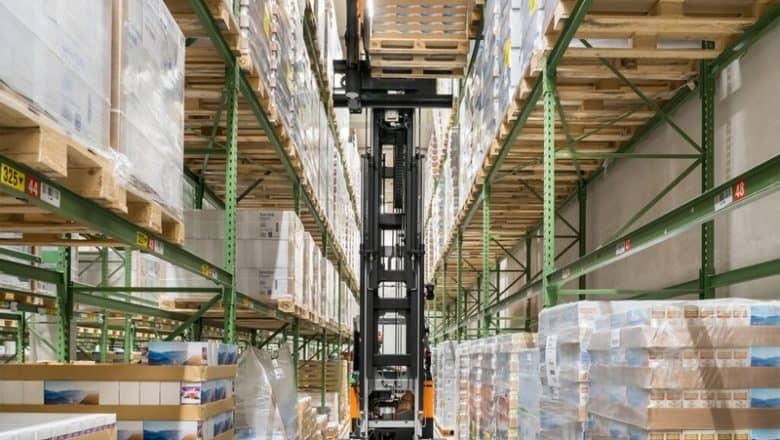 STILL adds NXV narrow aisle truck to range