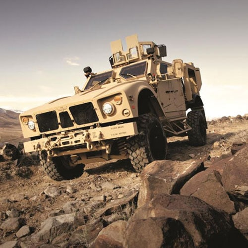 Urethane in military applications