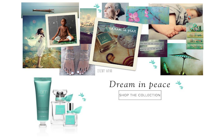 I AM Fragrance Greta Rose Agency