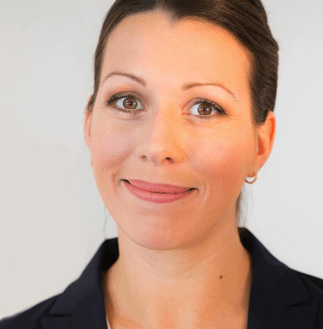 Malin Janssen, Director of Marketing & Sales, Aveny Ögonklinik