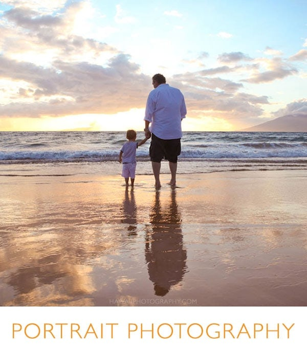 portrait photography in Hawaii