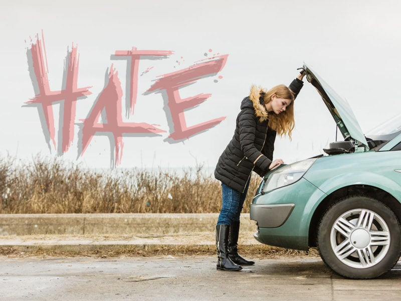 Do You Hate Your Vehicle?