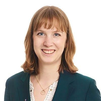 Annie Nürnberg von Jobnavigation