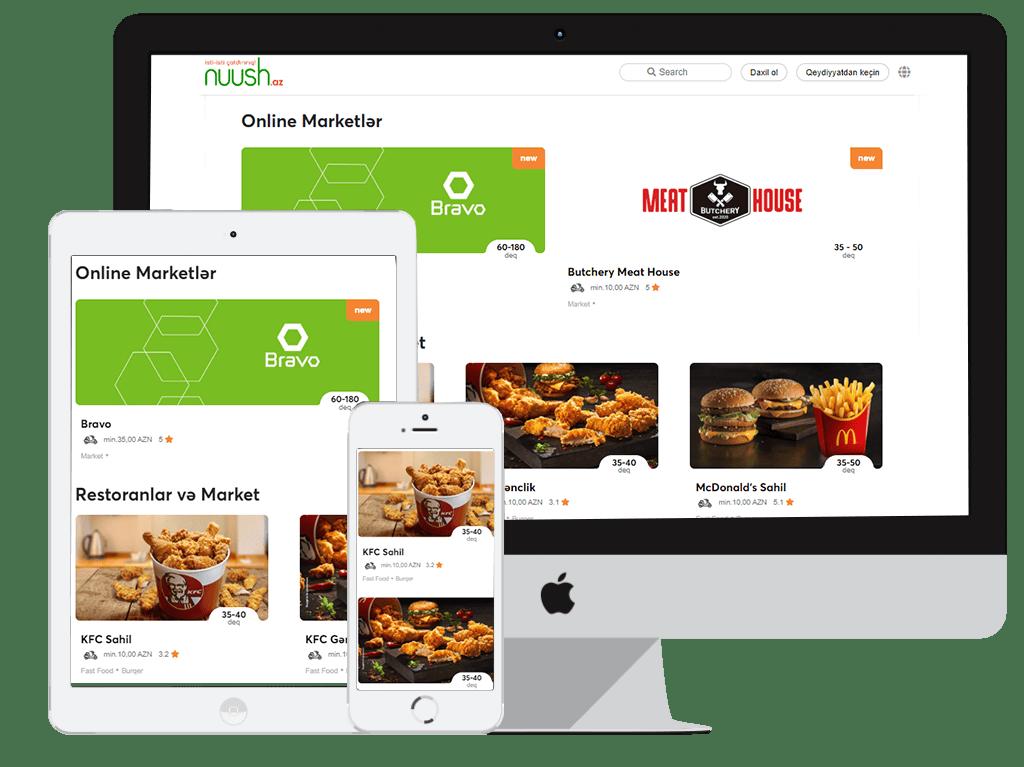 Landing Page Dizaynı