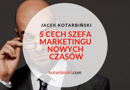 Cechy Charakteru Dobrego Szefa  Marketingu