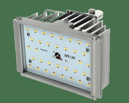 مُصنِّع إضاءة APE LED البولندية لإضاءة LED