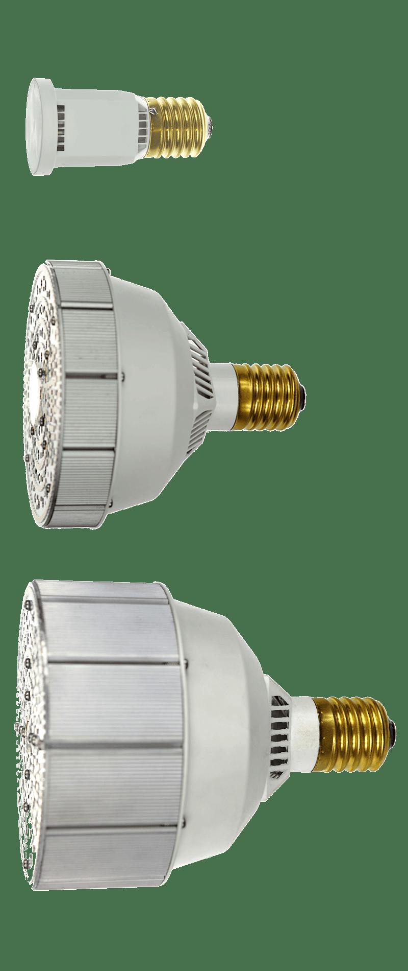 modelos de lámparas industriales