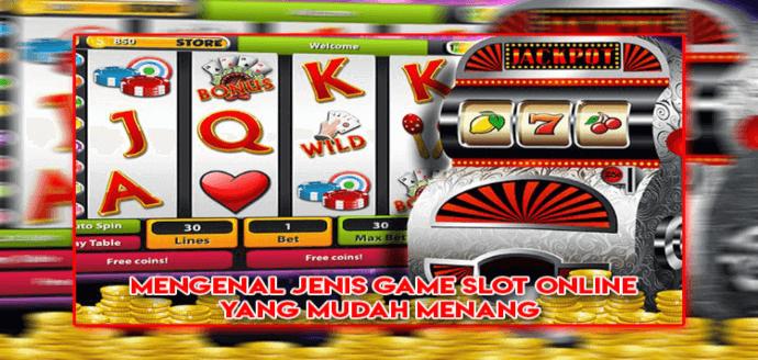 Online Slot game types