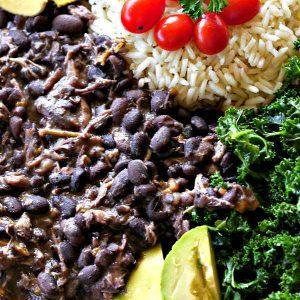 Feijoada ~ Black Bean Meat Stew
