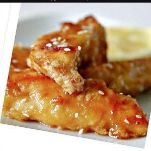 Gluten-Free Chinese Lemon Chicken