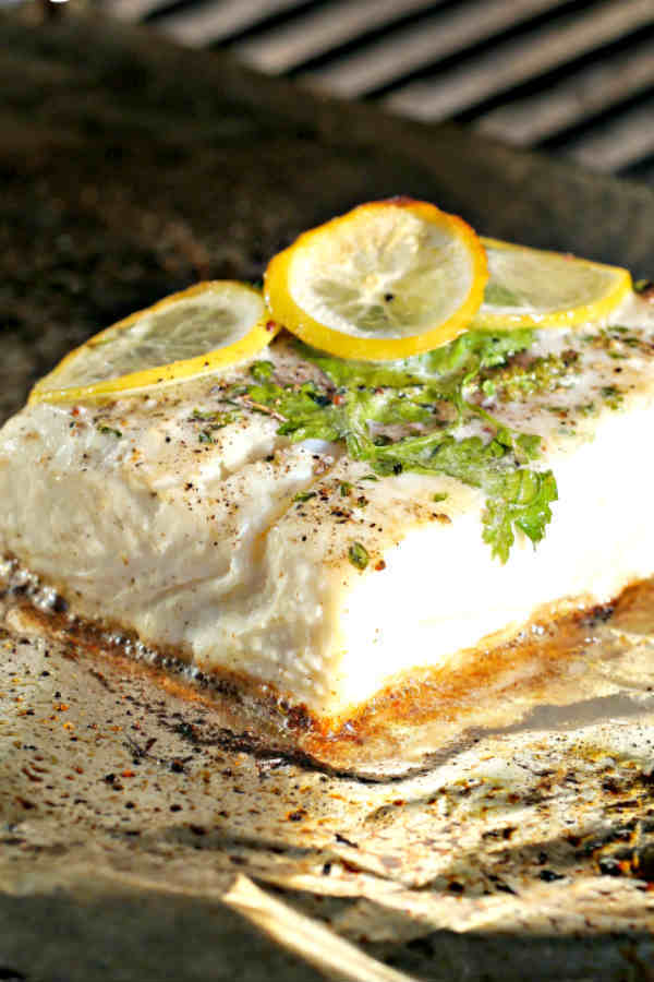 Grilled Halibut –Easy Recipe