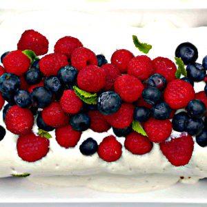 Gluten Free Berry Shortcake