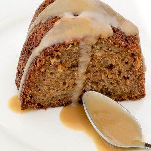 Gluten-Free Walnut Cinnamon Coffee Cake