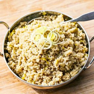Why Eat Quinoa?