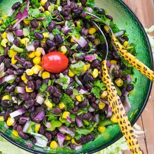 Black Beans And Corn Salad