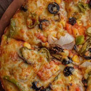Mediterranean Keto Pizza Recipe – Gluten Free