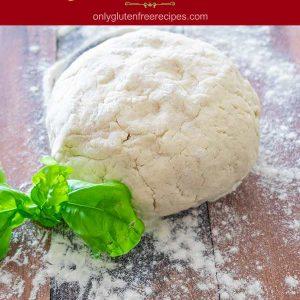 Gluten-Free, Yeast-Free Pizza Dough