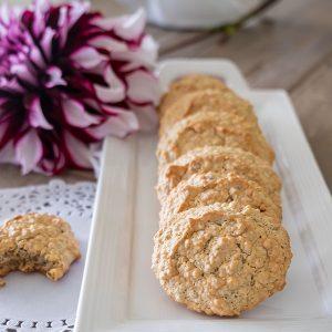 5 Ingredient Keto Walnut Cookie, Keto Walnut Recipes