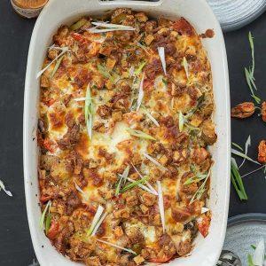 Gluten-Free Farmer's Dinner Casserole