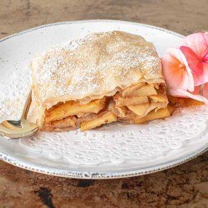 Gluten-Free Apple Strudel Recipe