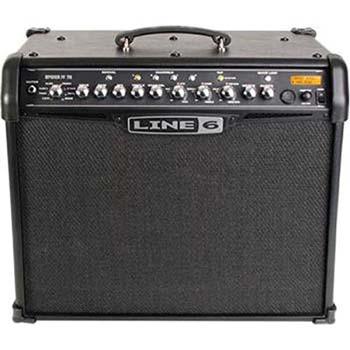 10. Line 6 Spider IV 75 75-watt 1x12 Modeling Guitar Amplifier