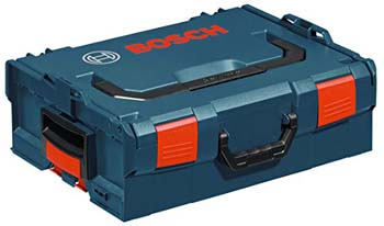 9. Bosch L-BOXX-2 6 In. x 14 In. x 17.5 In. Stackable Tool Storage Case