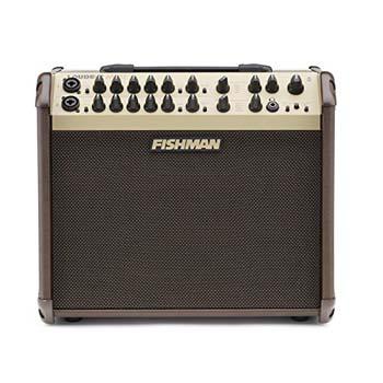 4. Fishman Loudbox Artist 120W Acoustic Instrument Amplifier