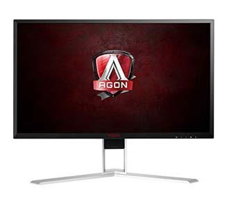 "2. AOC AGON AG241QX 23.8"" Gaming Monitor, FreeSync, QHD (2560x1440), TN Panel, 144Hz, 1ms, Height Adjustable, DisplayPort, HDMI, USB"