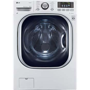 1. LG WM3997Hwa Ventless 4.3Cu. Ft. Steam Washer and Dryer