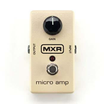 9). MXR M-133 MicroAmp