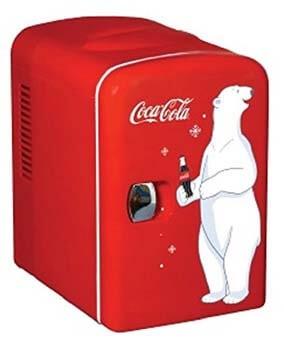 10. Personal Mini Cooler by Coca-Cola
