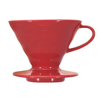 9. Ceramic Coffee Dripper by Hario
