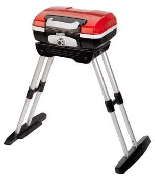 04). Cuisinart CGG-180 Gourmet Petit Portable Propane Grill Gas