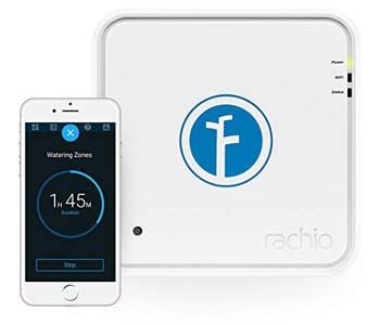 1: Rachio Smart Sprinkler Controller
